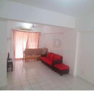 Below Market Value Apartment Sri Dahlia Kajang To Let Go Near MRT