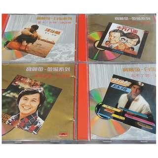 放售早期CD