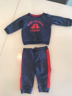 Sprout Tracksuit set