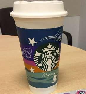 Vinta reusable cup