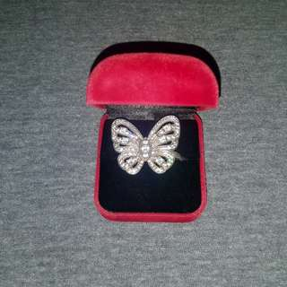 MARIAH CAREY Butterfly Ring Inspired
