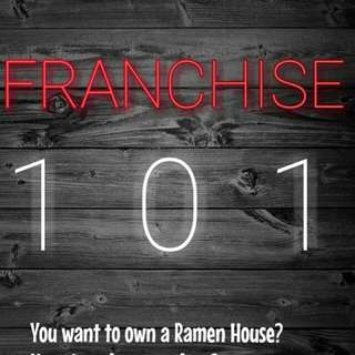 Open new franchise business