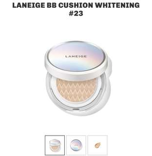 Laneige BB Cushion Whitening No. 23