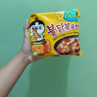 Samyang Cheese Spicy Noodle