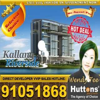 Facilities: Kallang Riverside