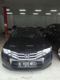 Honda City RS AT tahun 2011 Dp20jt