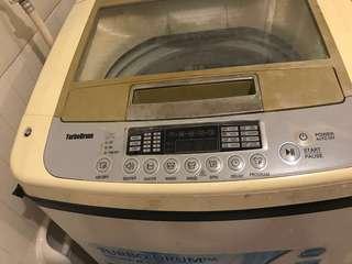 Samsung washing machine 9kg