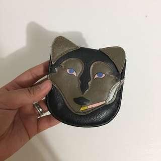 Smoking Dog Wallet