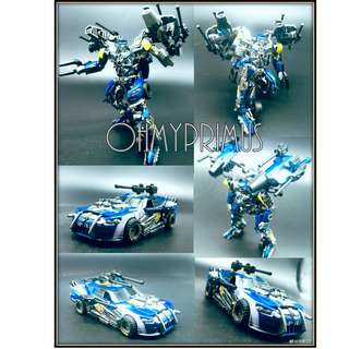 TF Dreamfactory Dream Factory GOD-06 GOD06 KO Movie DOTM TopSpin Top Spin
