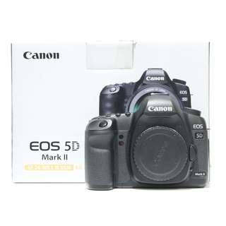 Canon EOS 5D Mark II Body Only (SC 36K)