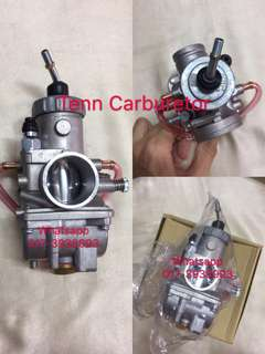 Carburetor Tzm 150 Carb Mikuni Original Japan