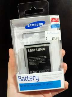 Authentic Samsung Battery