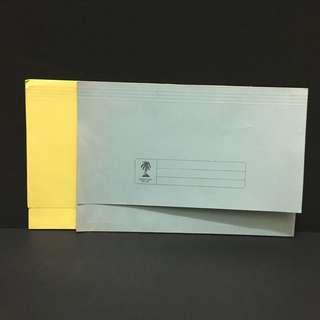 Paper file set