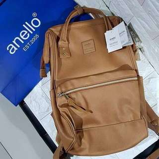 Authentic Leather Anello Bag