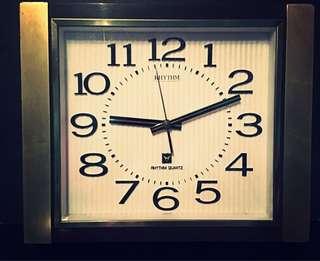 麗聲掛牆鐘