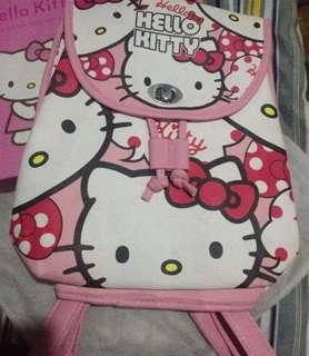 Hello Kitty bag / bagpack