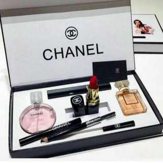 Chanel 5 In 1 Set Makeup
