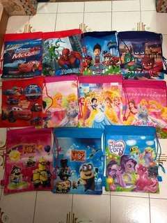 [OFFER] Children Drawstring Bag / Goodie Bag
