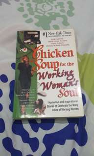 Chicken Soup for Working Woman's Soul
