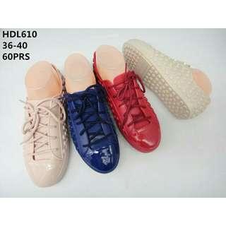 Sepatu jelly hq