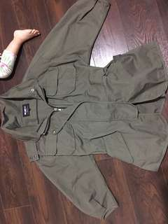 Army Jacket (Bought in the U.S) Found by Justin Timberlake and Trace Ayala
