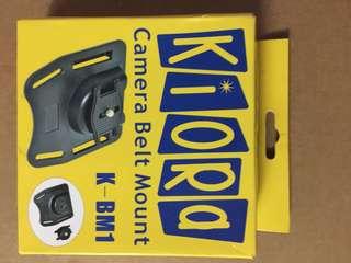 Kiora camera dslr belt mount