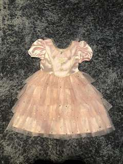 Princess Dress 2-4years old