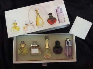 Dior Gift Set Parfume