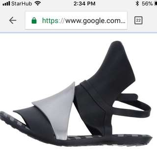 Looking for Melissa Gareth Pugh sandals
