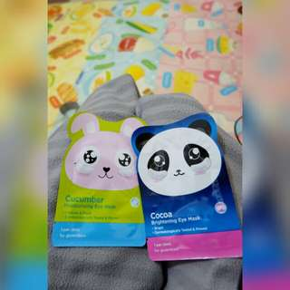 2pcs Guardian Eye Mask for 30rb