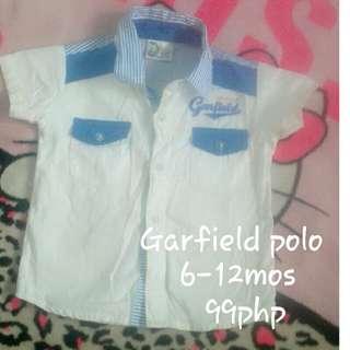Garfield polo