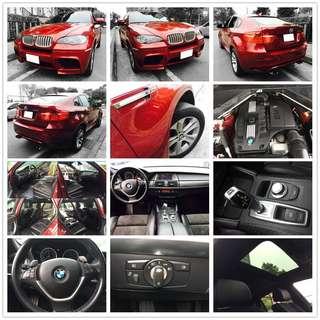X6 3.0 全車X6M大包、寬敞大氣的車室空間充分體現奢華氣氛與豐富的機能性