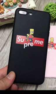 Simpsons 阿森一族 辛普森 iPhone X case 保護殻  supreme