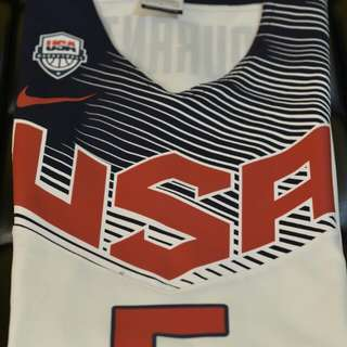 Nike Durant Dream Team Jersey -  Pre Owned