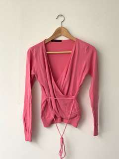 MARC JACOBS pink outer