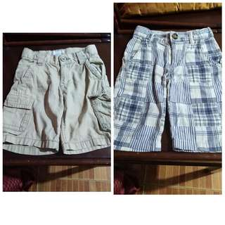 Bundle short 3t