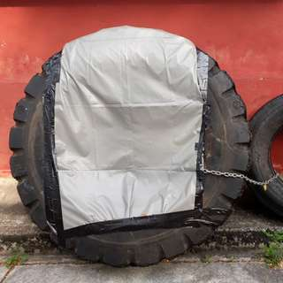 Selling tire used for fitness