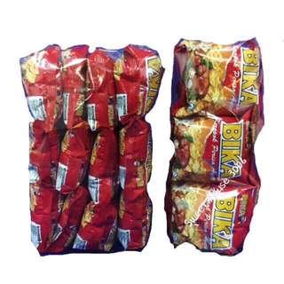 Bika biscuit snack