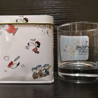 Snoopy glasses