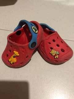 PL Crocs Disney Shoes (12.5cm)