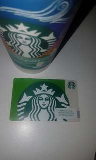 Starbucks Card Collection (Used/PIN Scratched)
