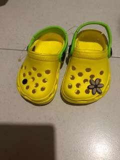 BN 12.5cm Crocs Shoes