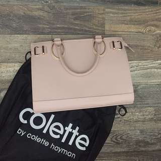 Colette Tote Pink