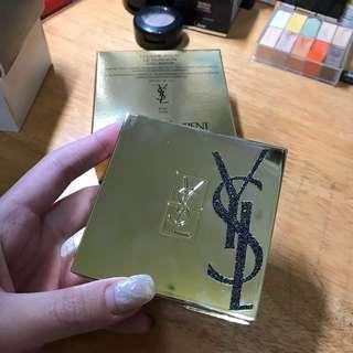 ysl 超模光氣墊粉餅 限量粉盒 b20 全新