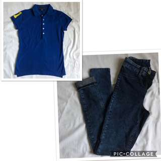 Jeans and Polo shirt B1G1