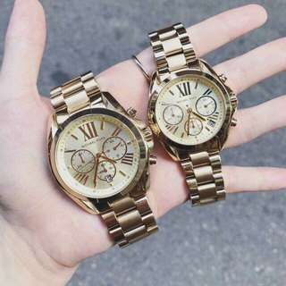Authentic Quality (MK Couple Watch)