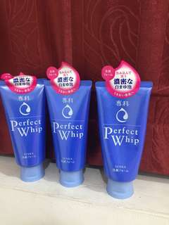TAKE ALL Senka Perfect Whip Sabun Muka