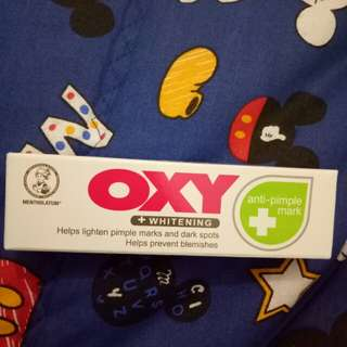 READY !!! OXY Anti Pimple Mark 12ml