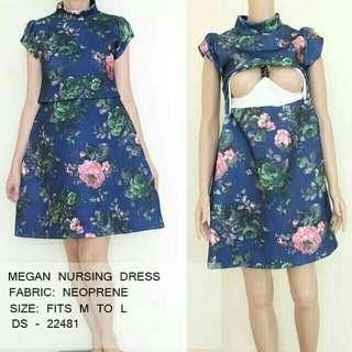 Nursing dress/Breastfeeding dress