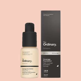 (PRICE REDUCED) THE ORDINARY Coverage Foundation
